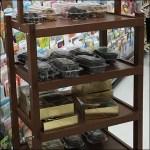 Asher's Cocolate Co Display Rack Main