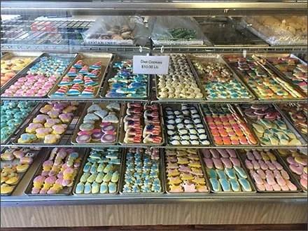 Bakery Delight Minimalist Talker for Diet Cookies 1