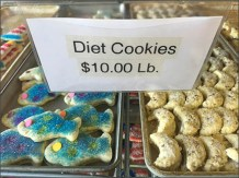 Bakery Delight Minimalist Talker for Diet Cookies 3