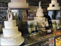 Bakery Delight Wedding Planner Literature Holder 2