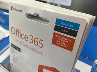 Best Buy Office 365 Pick Card Tray 3
