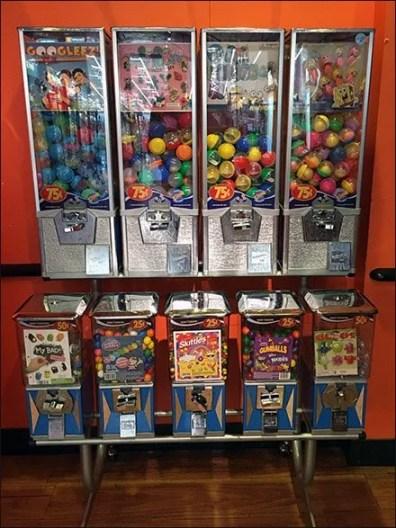 Gumball Machine Bank 2