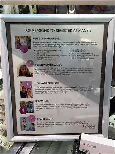 Macys Bridal Registry Main