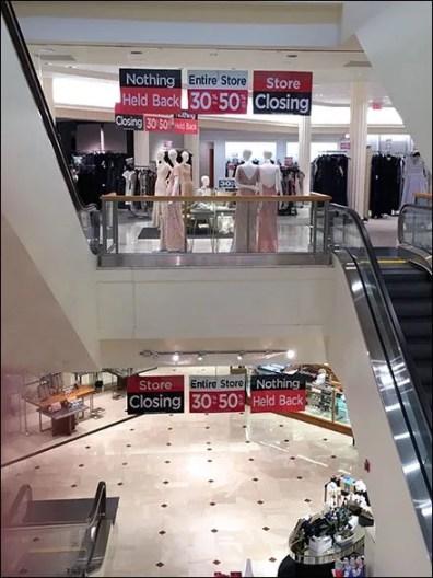 Macys Store Closing Horizontal Signs Main