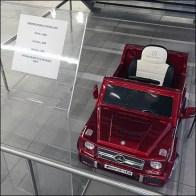 Mercedes-Benz Radio Control Car Hero