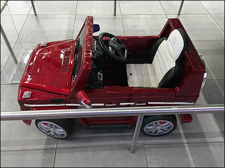 Mercedes Benz Manhattan Moderno Radio Control Car Main