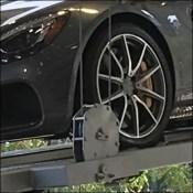Mercedes-Benz Overhead Display Details