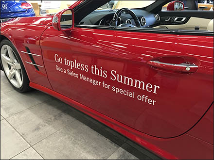 Mercedes Manhattan Go Topless This Summer Main