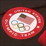 Polo Ralph Lauren Olympics Patch Closeup Detail