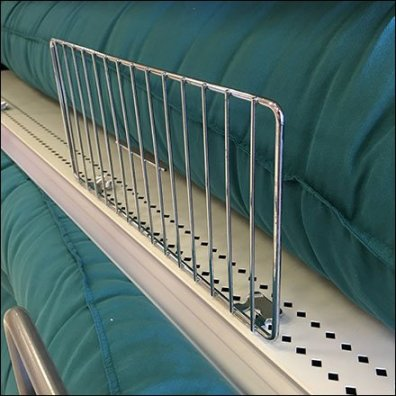 Body Pillow Shelf-Edge Fencing