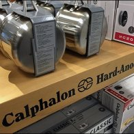 Calphalon Cookware Branded Butcher Block Outfitting