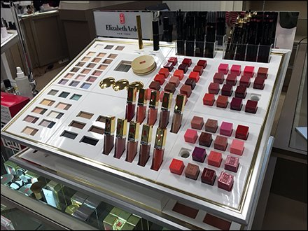 Elizabeth Arden Color-Coded Cosmetics Branded