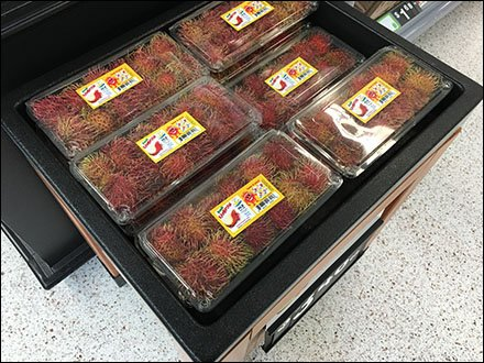 Should Fresh Fruit Be This Furry
