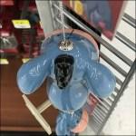 Hallmark Star Wars Ornaments on Wing-Wall Scan Hooks