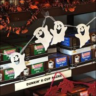 Halloween Ghosts Keurig Coffee Break