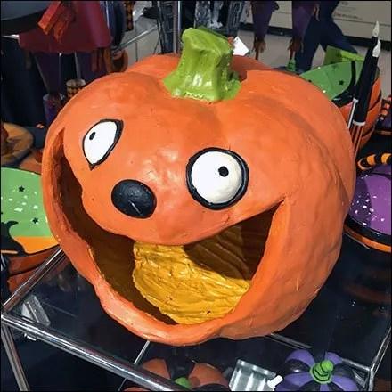 Happy Pumpkin Head Speaks To Both Fall and Halloween