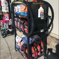 Kingsford Labor Day Sidewalk Grilling Center 2