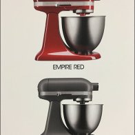 KitchenAid Artisan Color Selection Claim To Fame