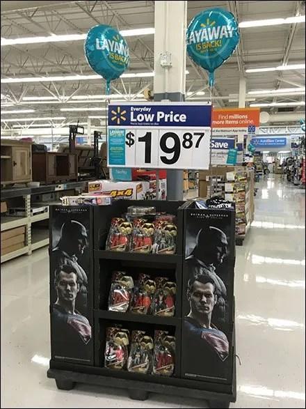 High-Flying Inflatable Promo Layaway Back At Walmart