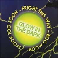 Halloween Glow-In-the-Dark Nail Polish