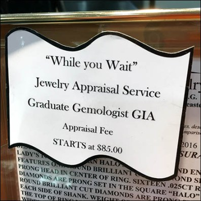 Littman Jewelers Diamond Appraisals While You Wait