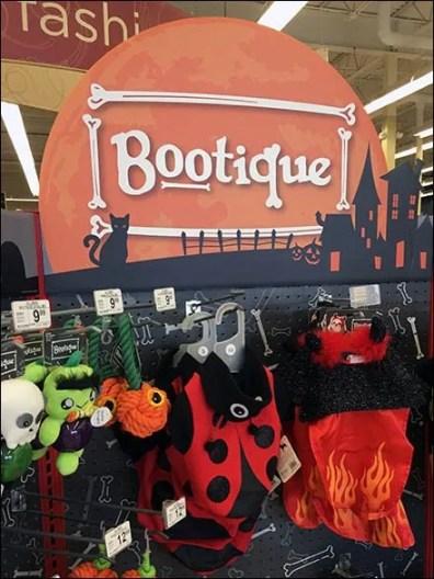 Petco Halloween Pet Costume Boutique 3