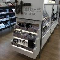 Branding Ulta Beauty With Cosmetics Brushes