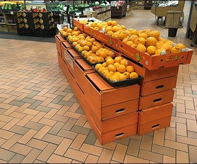 wegmans-orange-crates-painted-orange-1