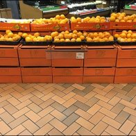 wegmans-orange-crates-painted-orange-3