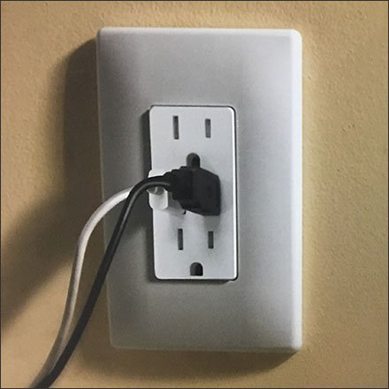 Electrical Outlet USB-Charging-Port Upsell