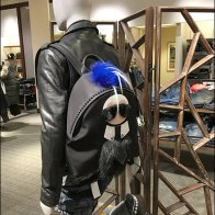 Karlito Backpack As Fendi Attention Compeller