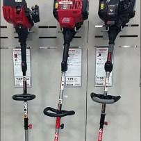 Heavy-Duty String Trimmer Custom Slot Hook