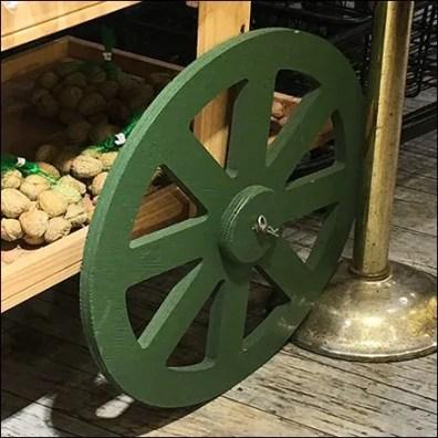Mock Banana Pushcart Green-Grocer Prop