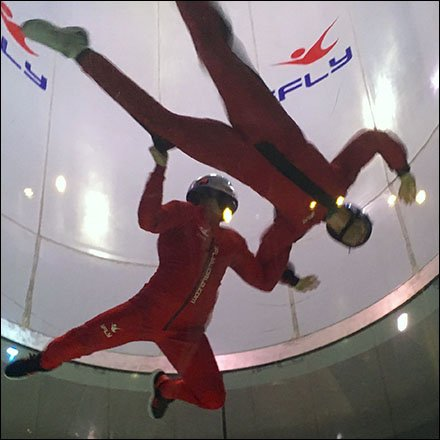 Case Study: iFly Indoor Skydiving Retail