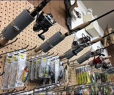 Do-It-Yourself PVC Fishing Pole Holsters