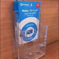 tiered-plastic-literature-holder-push-pinned-2