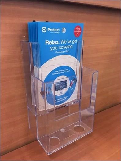 tiered-plastic-literature-holder-push-pinned-2