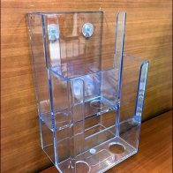 tiered-plastic-literature-holder-push-pinned-3