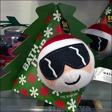 Bath-It-Up Christmas Kit by Body Shop
