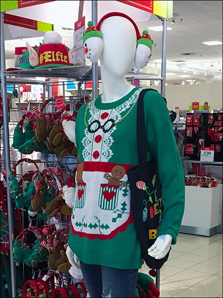 Snowman Earmuffs Add Finishing Holiday Touch