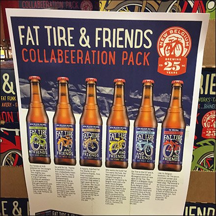 Fat Tire and Friends Collaboration Pack