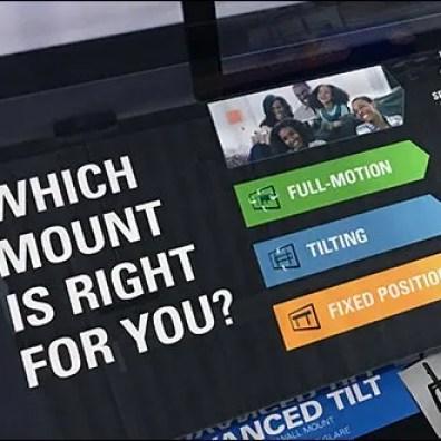 Flatscreen TV Mount Color Codes 3