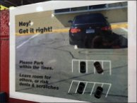 Get-It-Right Detailed Parking Instructions