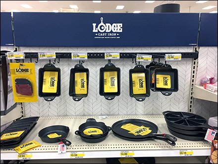 Lodge Cast Iron Cookware In Single Serve Sizes