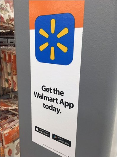 Millions Of Choices Walmart App Column Promo 3