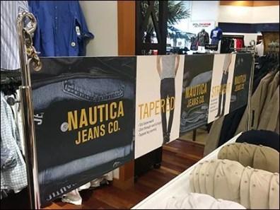 Nautica Trigger Snap Clip Sign Hang 2