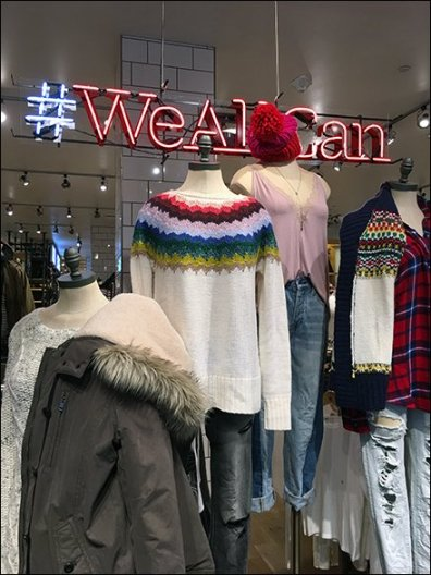 Neon We Can As This Winter's Hashtag