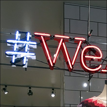 Best Hashtags and Atmarks in Retail - Neon We All Can Winter Hashtag