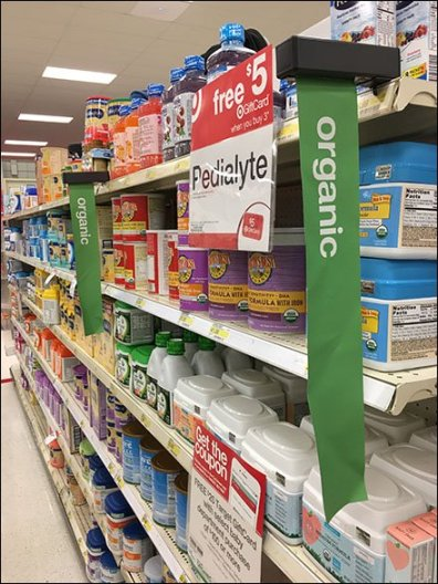 Organic Shelf-Edge Category Definition 3