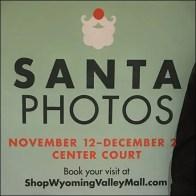 Last Call For Santa Mall Photos